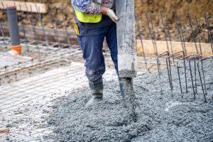 צינור משאבת בטון